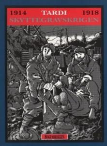 Skyttegravskrigen - forside