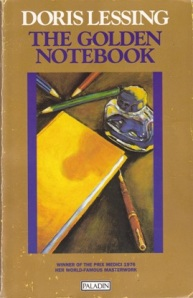 The Golden Notebook - forside