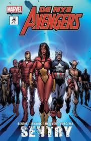 De nye Avengers 2: Sentry - forside