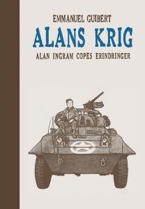 Alans krig - forside