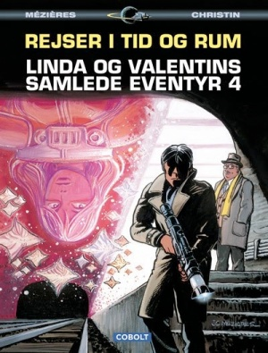 Linda og Valentin samlede eventyr 4 - forside