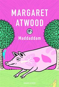 Margaret Atwood: MaddAddam - forside