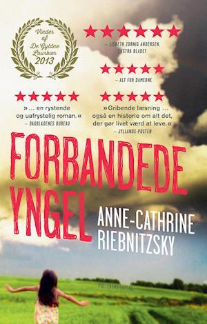 Anne-Cathrine Riebnitzsky: Forbandede yngel - forside